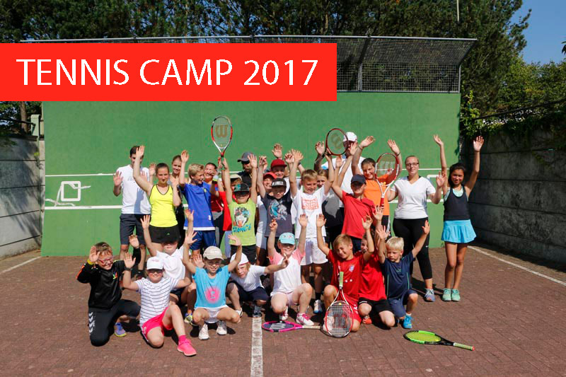 Tennis Camp Sommer 2017
